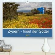 Cover-Bild zu Zypern - Insel der Götter (Premium, hochwertiger DIN A2 Wandkalender 2022, Kunstdruck in Hochglanz) von Abel, Micaela