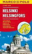 Cover-Bild zu MARCO POLO Cityplan Helsinki 1:15 000. 1:15'000