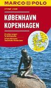Cover-Bild zu MARCO POLO Cityplan Kopenhagen 1:15 000. 1:15'000