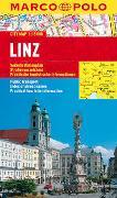 Cover-Bild zu MARCO POLO Cityplan Linz 1:15 000. 1:15'000