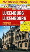 Cover-Bild zu MARCO POLO Cityplan Luxemburg 1:15 000. 1:15'000