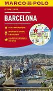 Cover-Bild zu MARCO POLO Cityplan Barcelona 1:12000. 1:12'000