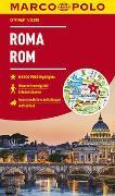 Cover-Bild zu MARCO POLO Cityplan Rom 1:12 000. 1:12'000