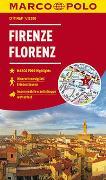 Cover-Bild zu MARCO POLO Cityplan Florenz 1:12 000. 1:12'000