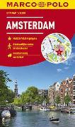 Cover-Bild zu MARCO POLO Cityplan Amsterdam 1:12 000. 1:12'000