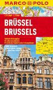 Cover-Bild zu MARCO POLO Cityplan Brüssel 1:15 000. 1:15'000
