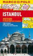 Cover-Bild zu MARCO POLO Cityplan Istanbul 1:7 500. 1:7'500