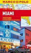 Cover-Bild zu MARCO POLO Cityplan Miami 1:15 000. 1:15'000