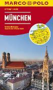 Cover-Bild zu MARCO POLO Cityplan München 1:16 000. 1:16'000
