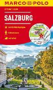 Cover-Bild zu MARCO POLO Cityplan Salzburg 1:12 000. 1:12'000