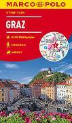 Cover-Bild zu MARCO POLO Cityplan Graz 1:12 000. 1:12'000