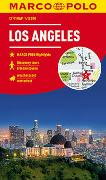 Cover-Bild zu MARCO POLO Cityplan Los Angeles 1:12 000. 1:12'000
