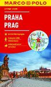 Cover-Bild zu MARCO POLO Cityplan Prag 1:12 000. 1:12'000
