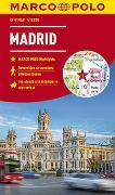 Cover-Bild zu MARCO POLO Cityplan Madrid 1:12 000. 1:12'000