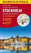 Cover-Bild zu MARCO POLO Cityplan Stockholm 1:12 000. 1:12'000