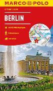 Cover-Bild zu MARCO POLO Cityplan Berlin 1:12 000. 1:12'000