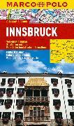 Cover-Bild zu MARCO POLO Cityplan Innsbruck 1:10 000. 1:10'000