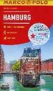 Cover-Bild zu MARCO POLO Cityplan Hamburg 1:12.000. 1:12'000