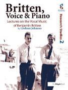 Cover-Bild zu Britten, Voice and Piano (eBook) von Johnson, Graham
