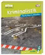 Cover-Bild zu memo Wissen entdecken. Kriminalistik