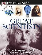 Cover-Bild zu DK Eyewitness Books: Great Scientists von Fortey, Jacqueline