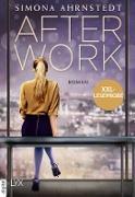 Cover-Bild zu XXL-Leseprobe: After Work (eBook) von Ahrnstedt, Simona