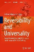 Cover-Bild zu Reversibility and Universality (eBook) von Adamatzky, Andrew (Hrsg.)
