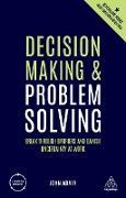 Cover-Bild zu Decision Making and Problem Solving (eBook) von Adair, John