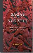 Cover-Bild zu Sagas aus der Vorzeit - Band 1: Heldensagas von Rudolf, Simek (Hrsg.)
