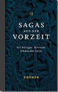 Cover-Bild zu Sagas aus der Vorzeit - Band 2: Wikingersagas von Rudolf, Simek (Hrsg.)