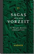 Cover-Bild zu Sagas aus der Vorzeit - Band 3: Trollsagas von Rudolf, Simek (Hrsg.)