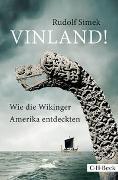 Cover-Bild zu Vinland! von Simek, Rudolf