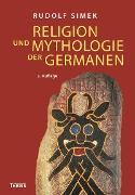 Cover-Bild zu Religion und Mythologie der Germanen (eBook) von Simek, Rudolf