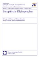 Cover-Bild zu Europäische Kleinsprachen von Kelz, Heinrich P. (Hrsg.)