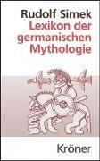 Cover-Bild zu Lexikon der germanischen Mythologie (eBook) von Simek, Rudolf