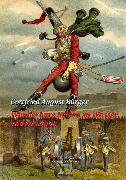 Cover-Bild zu Wunderbare Reisen zu Wasser und zu Lande des Baron von Münchhausen (eBook) von Bürger, Gottfried August