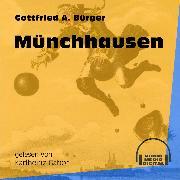 Cover-Bild zu Münchhausen (Ungekürzt) (Audio Download) von Bürger, Gottfried August