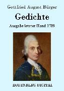 Cover-Bild zu Gedichte (eBook) von Bürger, Gottfried August
