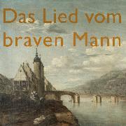 Cover-Bild zu Das Lied vom braven Mann (Audio Download) von Bürger, Gottfried August
