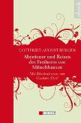 Cover-Bild zu Abenteuer und Reisen des Freiherrn von Münchhausen (eBook) von Bürger, Gottfried August
