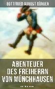 Cover-Bild zu Abenteuer des Freiherrn von Münchhausen (eBook) von Bürger, Gottfried August