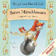 Cover-Bild zu Baron Münchhausen (Audio Download) von Bürger, Gottfried August