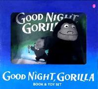 Cover-Bild zu Good Night, Gorilla Book and Plush Package von Rathmann, Peggy