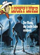 Cover-Bild zu Hommage 01. Der Mann, der Lucky Luke erschoss von Bonhomme, Matthieu