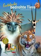 Cover-Bild zu Entdecke bedrohte Tiere von Elstner, Frank