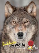 Cover-Bild zu Entdecke die Wölfe von Klose, Moritz