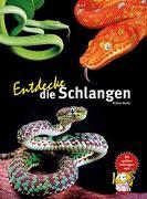Cover-Bild zu Entdecke die Schlangen von Kunz, Kriton