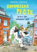 Cover-Bild zu Kommissar Pfote (Band 1) - Immer der Schnauze nach (eBook) von Reider, Katja