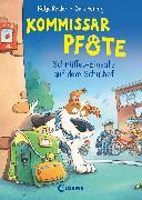 Cover-Bild zu Kommissar Pfote (Band 3) - Schnüffel-Einsatz auf dem Schulhof (eBook) von Reider, Katja