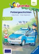 Cover-Bild zu Polizeigeschichten - Leserabe ab Vorschule - Erstlesebuch für Kinder ab 5 Jahren von Reider, Katja